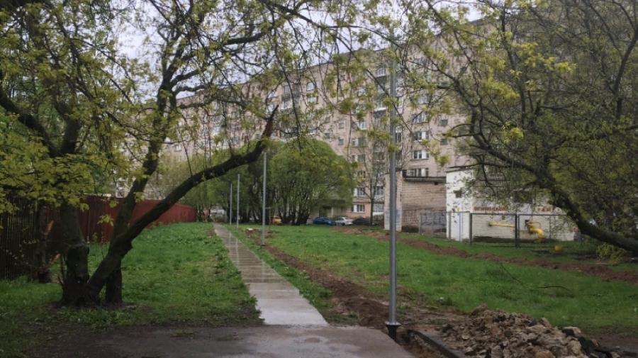 В Обнинске вокруг садика «Почемучка» в  39-м микрорайоне появится нормальное освещение