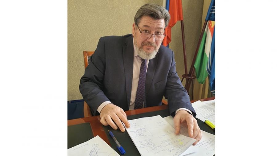 Глава городского самоуправления Геннадий Артемьев рассказал, почему самый тяжелый год стал для Обнинска самым продуктивным