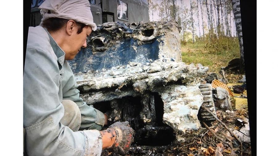 Экипаж ПЕ-2, погибший в 41-м на Варшавке, похоронят в братской могиле в подмосковном Щелково