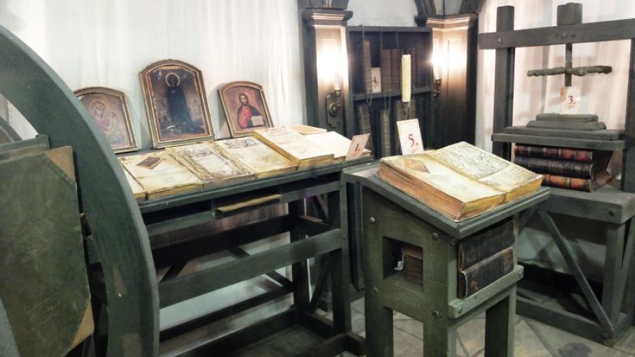 Обнинцев приглашают посетить древнюю мастерскую по переписке рукописей «Скрипторий»