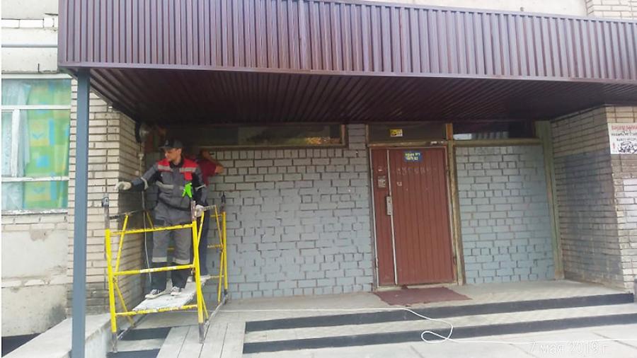 Обнинская «Управляющая компания» планирует в следующем году отремонтировать 35-40 балконов