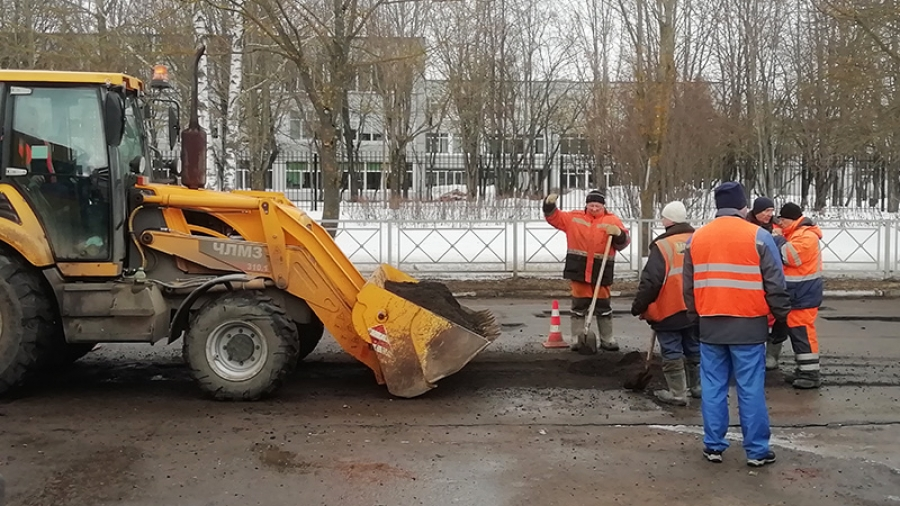 Жители Обнинска и местные власти по-разному видят состояние дорог в городе