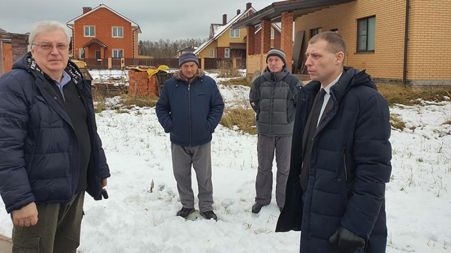 Власти думают, что делать с подачей воды в Олимпийскую деревню