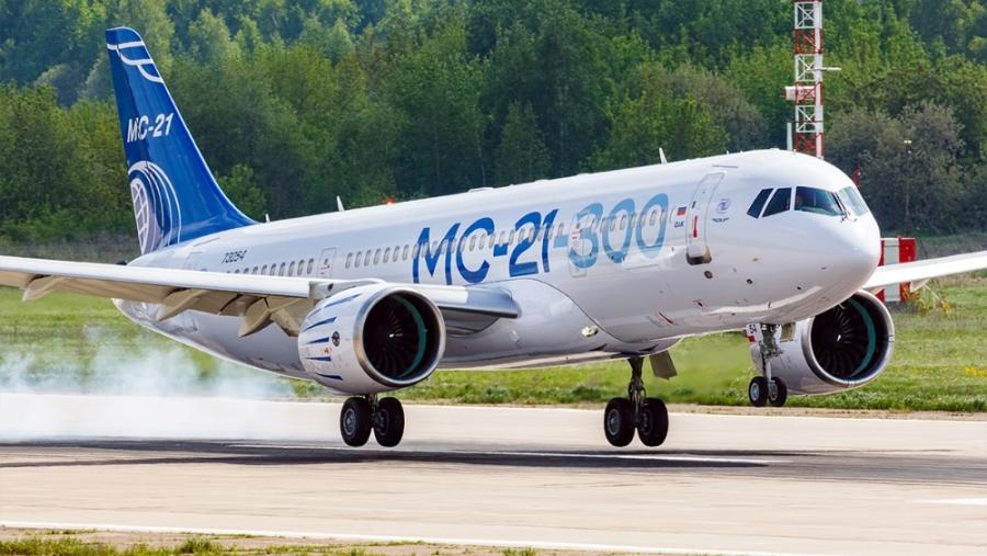 Аэропорт «Калуга» намерены увеличить – чтобы он смог принимать самолеты МС-21