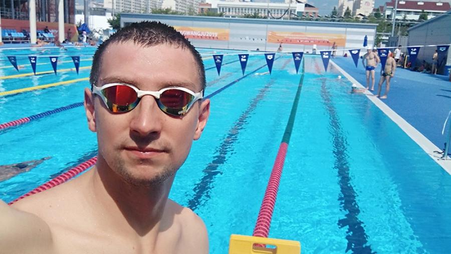 Как обнинец Николай Скворцов готовится к Олимпиаде в Токио