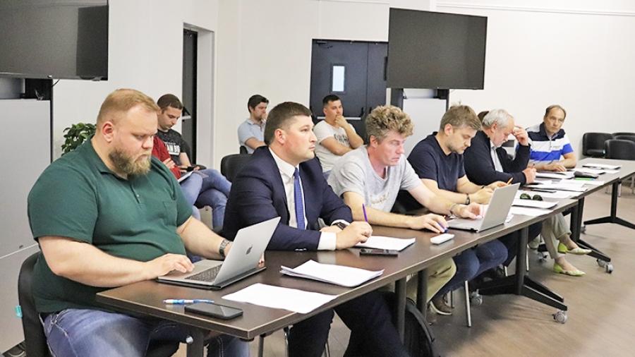 Бизнес-инкубатор обнинского «Технопарка» пополнился новыми резидентами