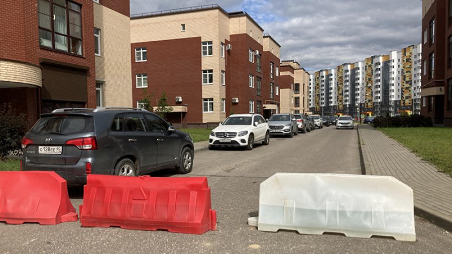 Осеннее обострение: жители Обнинска возмущены ситуацией с транспортным потоком около 18-й школы