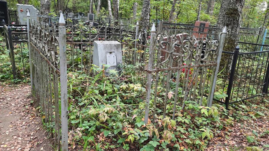 Кража калиток с Кончаловского кладбища приобрела систематический характер