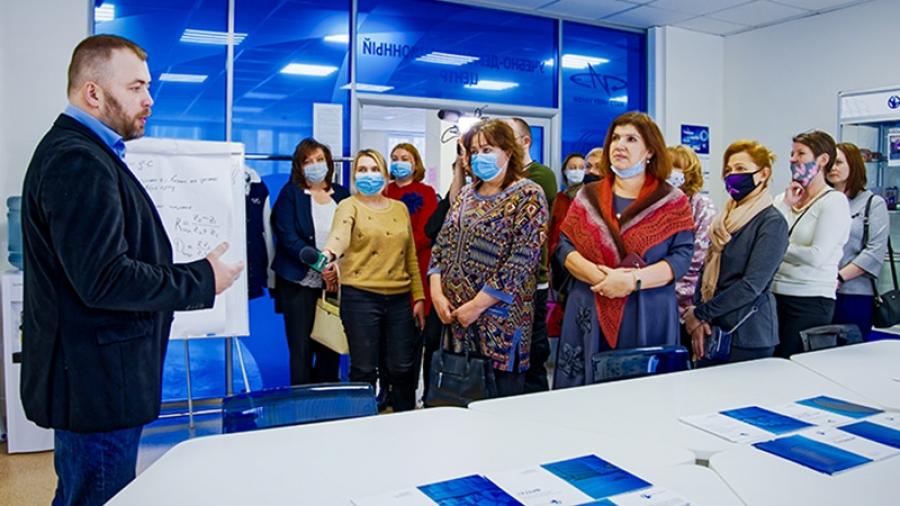В обнинском ИАТЭ провели День открытых дверей для директоров школ Северной агломерации