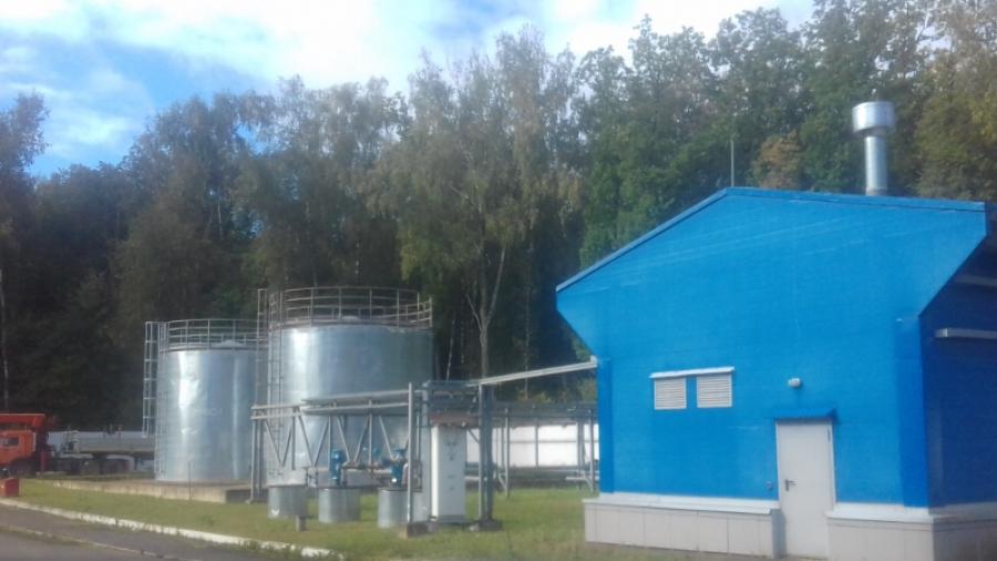 Обнинская ТЭЦ, которая обеспечивает жителей Заовражья теплом, увеличит мощности
