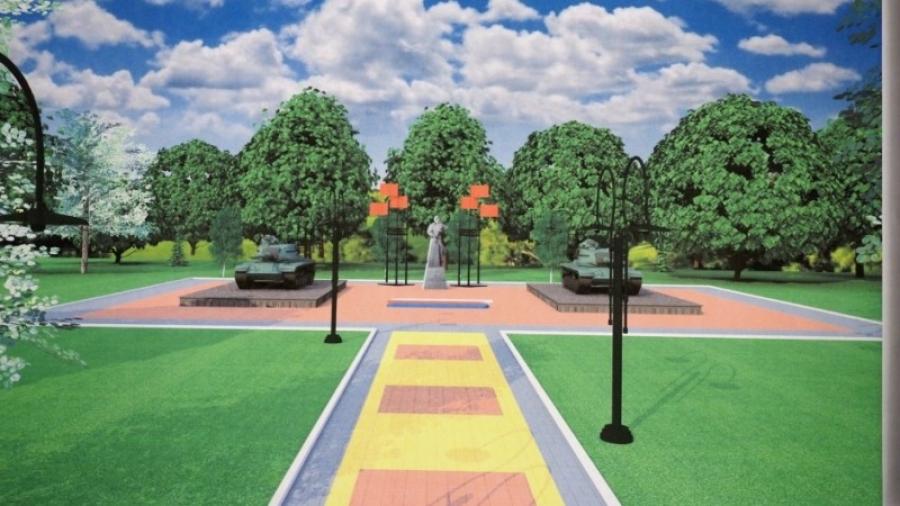 В Ферзиково Калужской области установят памятник Советскому солдату