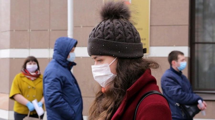 В Обнинске продолжают штрафовать нарушителей масочного режима