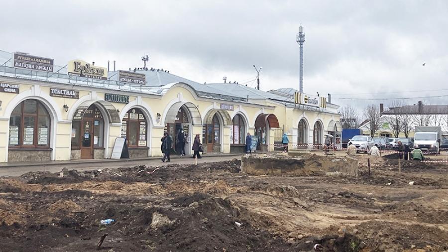Останки перезахоронят: находки на площади Ленина в Боровске вызвали новый всплеск эмоций