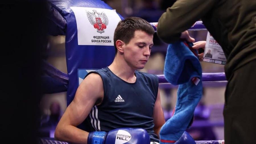 Обнинский боксер вошел в состав национальной сборной страны