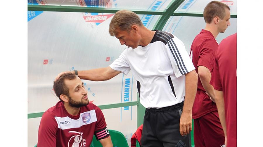 После первого круга чемпионата страны по футболу во II лиге обнинский «Квант» занимает 13-е место. Это достижение или провал?