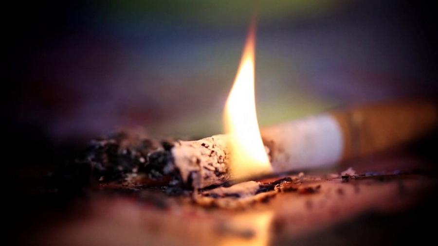 В прошлом году в Калужской области произошло 22 пожара из-за неосторожного обращения с огнем