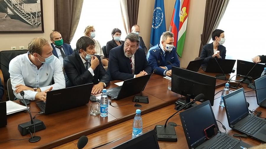 Председателем Обнинского городского Собрания ожидаемо избран Геннадий Артемьев