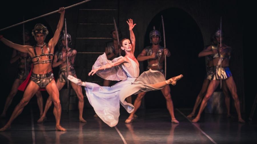 Впервые в Обнинске — государственный академический театр «Классический балет»