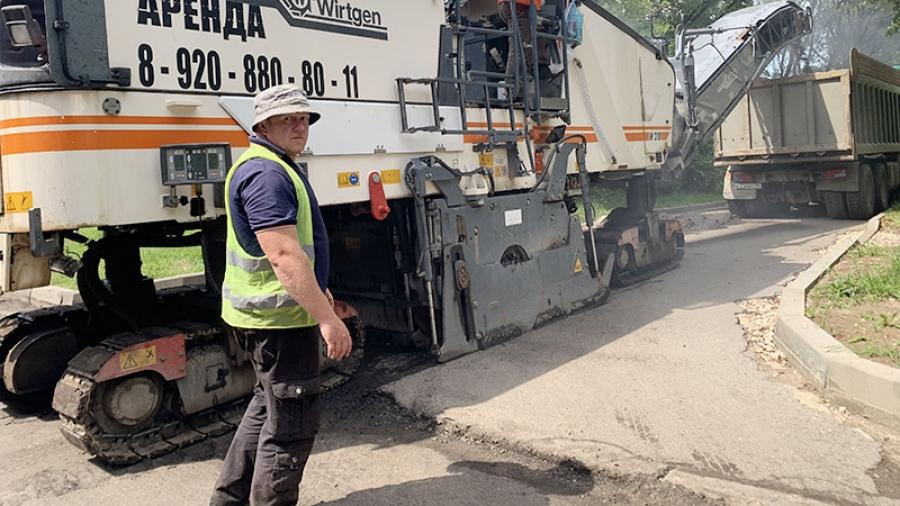В Обнинске завершается масштабный ремонт дорог