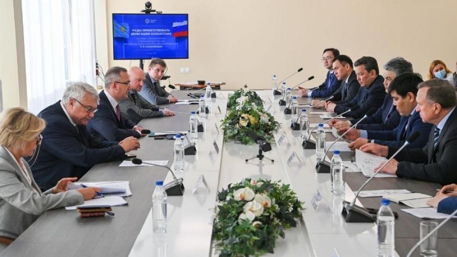 Доля Казахстана во внешнеторговом обороте Калужской области со странами СНГ в 1-м квартале этого года составила более 30%