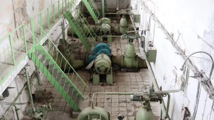 В Обнинске реконструируют канализационно-насосную станцию 51-го мкр