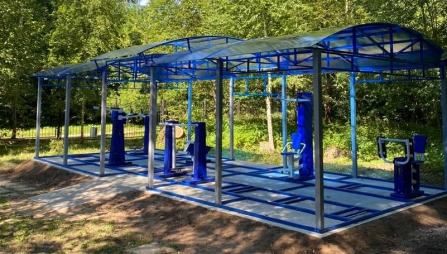 В Калужской области обустроят 350 спортивных площадок