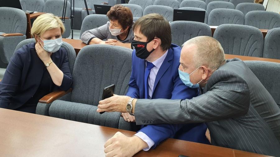23:4 - Татьяна Леонова официально избрана главой администрации Обнинска