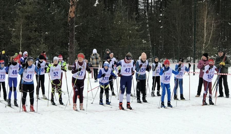 Лыжники Калужской области борются за Кубок губернатора