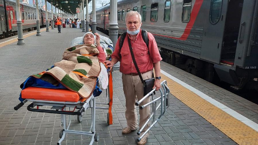 В Обнинске разработали сервис для вызова спецтранспорта по перевозке лежачих больных