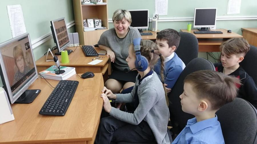 Обнинские учителя, ученики и родители вместе осваивают дистанционное обучение