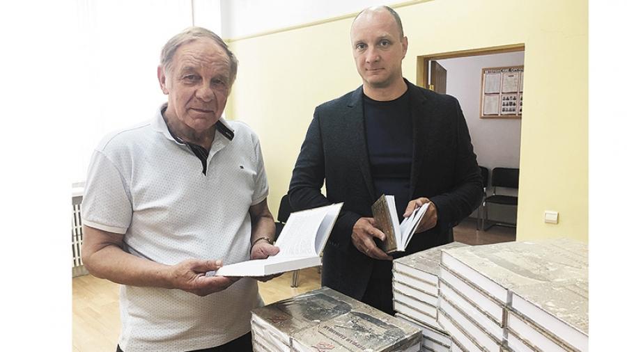 В Обнинске вышла книга воспоминаний ветерана Великой Отечественной войны Владимира Петровича Вареника