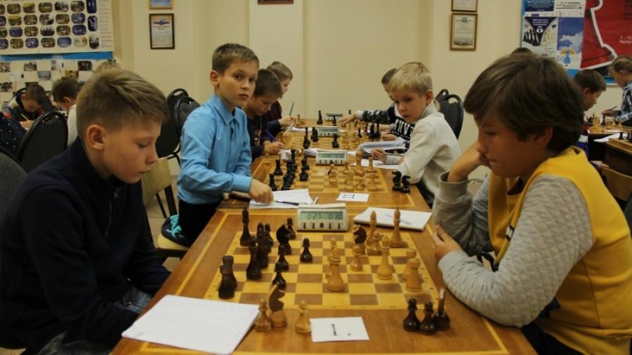 В Обнинске прошло первенство города по шахматам