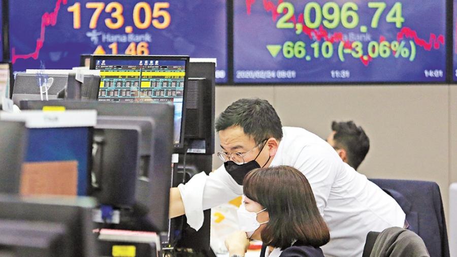 Экономика Обнинска и региона пока не страдает от коронавируса, который обрушил на этой неделе мировые финансовые рынки