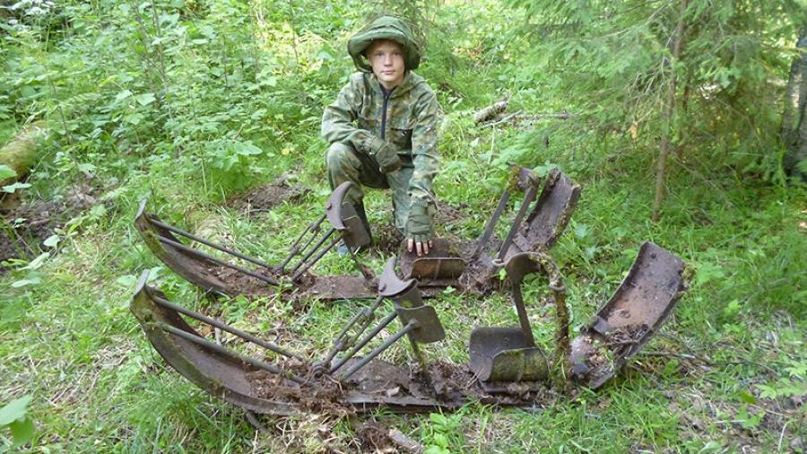 В Калужской области поисковики подняли 19 бойцов