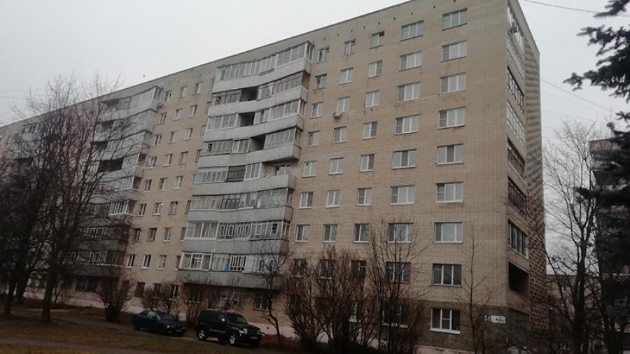 Капитальный ремонт дома Маркса, 54 до сих пор не завершен