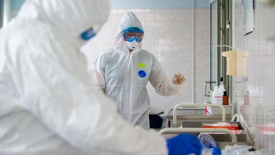 Ковидный госпиталь появится в Калуге в этом году