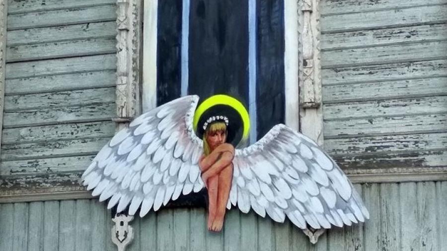 В Боровск вернулся ангел