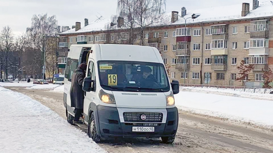В Обнинске сменился перевозчик на маршруте №19. К концу следующей недели новый должен появиться и на 18-м