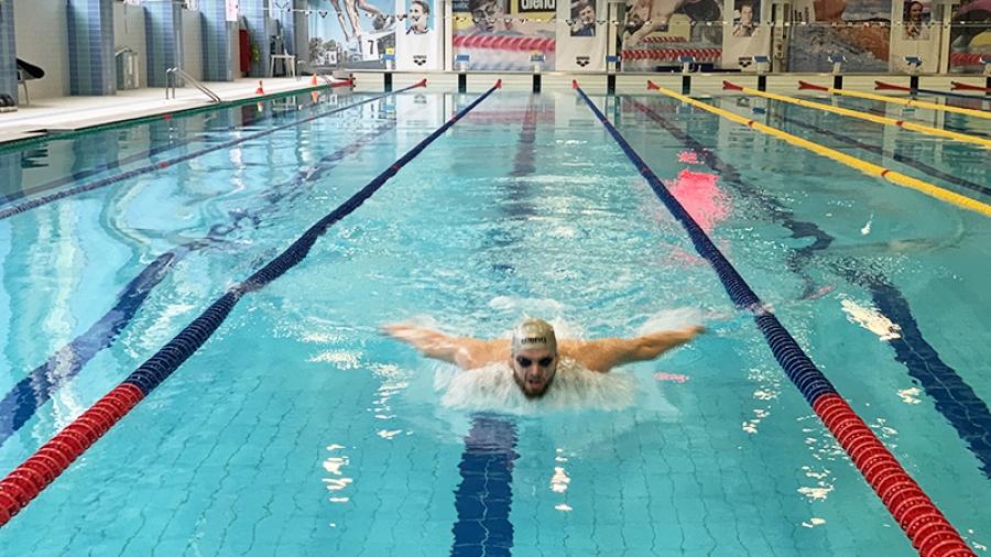 Профессиональные обнинские спортсмены приступили к полноценным тренировкам