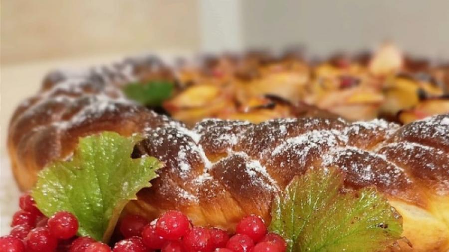 Боровские повара заняли второе место на областном фестивале яблочных пирогов