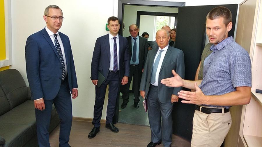 Обнинский инновационный научно-технологический центр наполняют содержанием