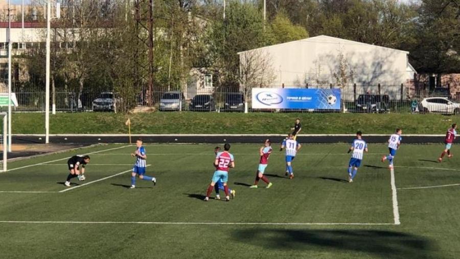 Гол полузащитника обнинского «Кванта» Алексея Феколкина стал лучшим голом апреля в зоне «Центр» ПФЛ