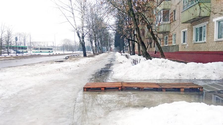 В этом году в Обнинске отремонтируют два двора по нацпроекту «Комфортная городская среда»