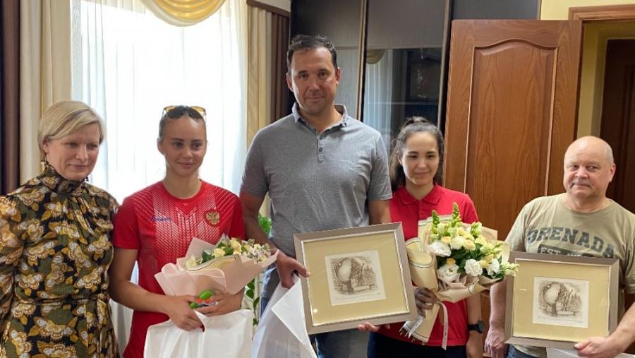 В Обнинске чествуют победителей