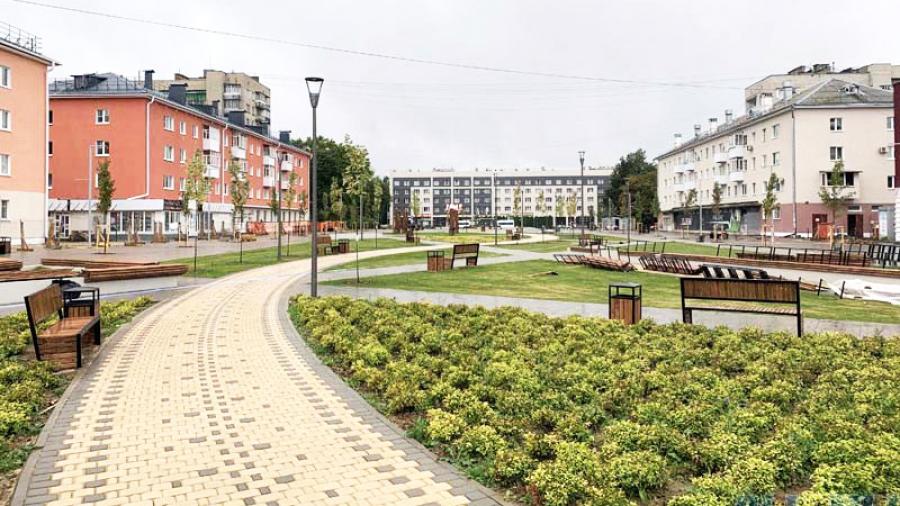 В Обнинске намерены привести в порядок оформление фасадов зданий — и вывесок, и самих стен, и корзин для кондиционеров