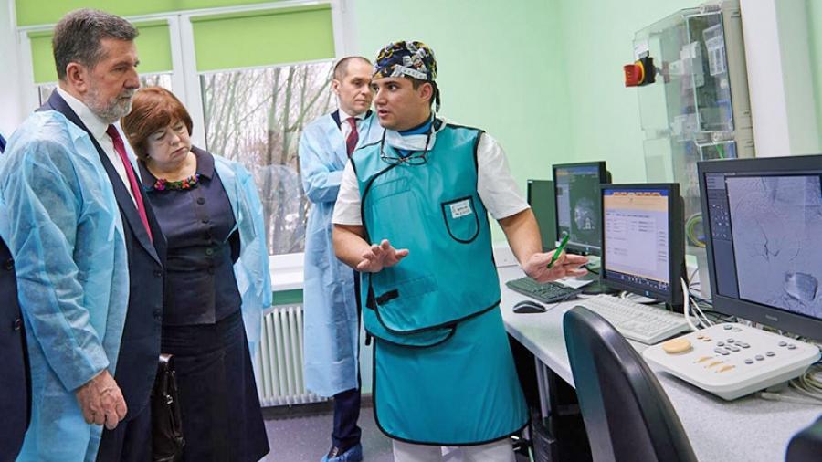 Онкологию перенаправили в КБ №8, но в обнинской больнице говорят, что денег на онкопрепараты у них нет