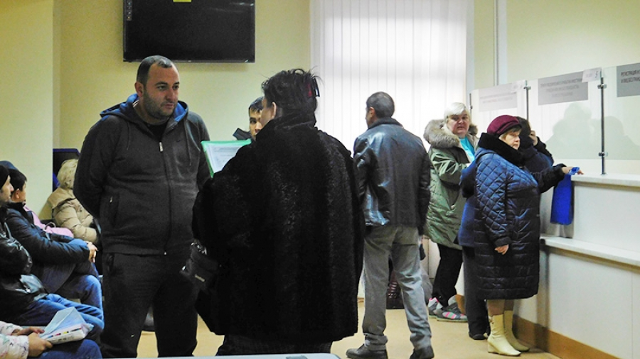 Люди жалуются на очереди в обнинском отделении управления миграционной службы