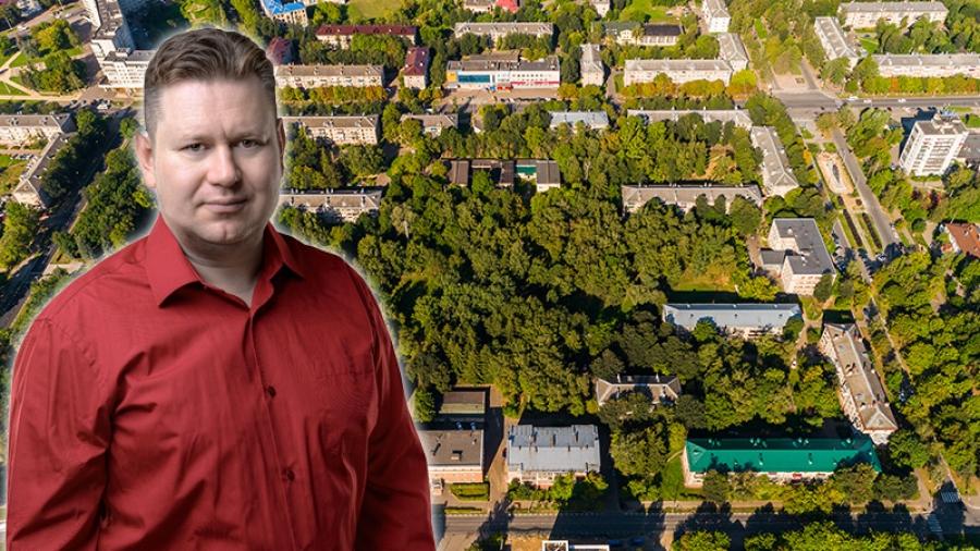 Депутат городского Собрания Иван Галкин выступает за то, чтобы Южный въезд в Обнинск получил второй тоннель