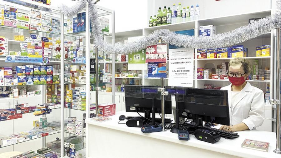 Эпидемия COVID-19 весь год испытывает на прочность систему лекарственного обеспечения в Обнинске