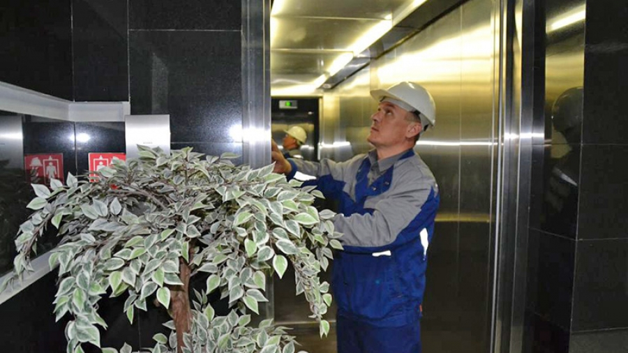 В Обнинске по программе капремонта осталось заменить всего 4 лифта